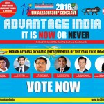 Indian Affairs Dynamic Entrepreneur of the Year Male 2016