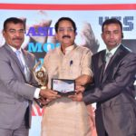 "Umesh Revankar of Shriram Transport Finance Company voted as ""Indian Affairs Most Transformational Leader & Change Agent 2017"" at India Leadership Conclave 2017"