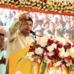 Dharmendra Pradhan in Poll mode. All households to soon have clean cooking fuel.