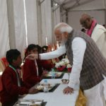 PM to serve 3 billionth meal to children in Vrindavan on 11 February 2019