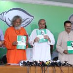 Naveen Patnaik releases peoples manifesto, focuses on Women Empowerment