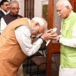 BJP Founder & Patriarch Advani gives gyan to Modi-Shah duo, says dissenters are not anti-nationals